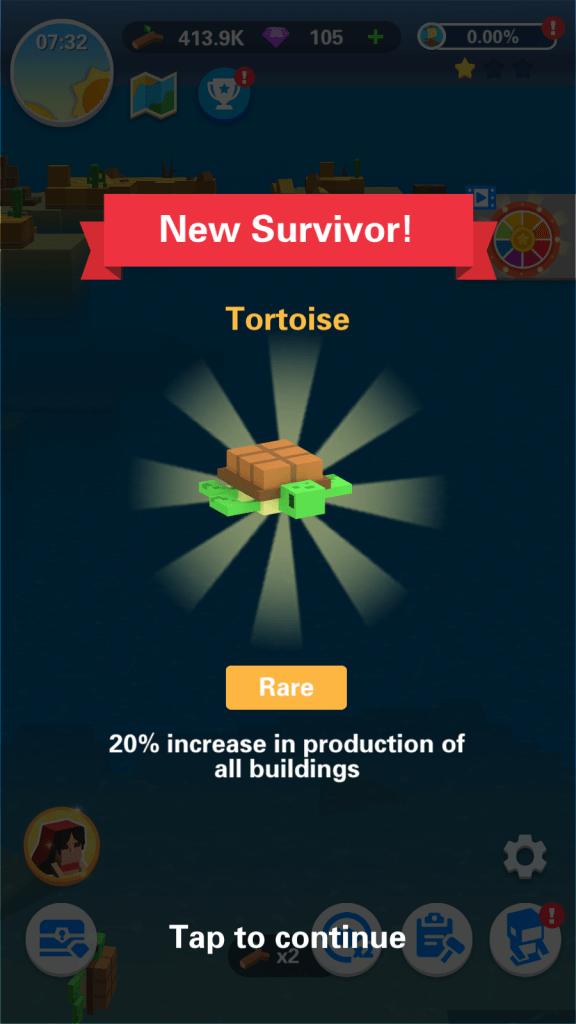 Unlocking the Tortoise