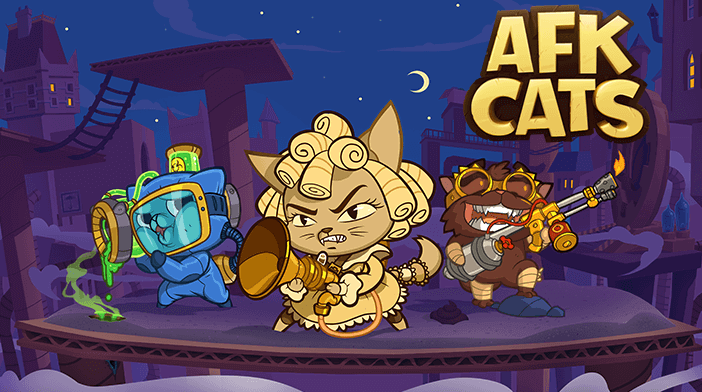 AFK Cats