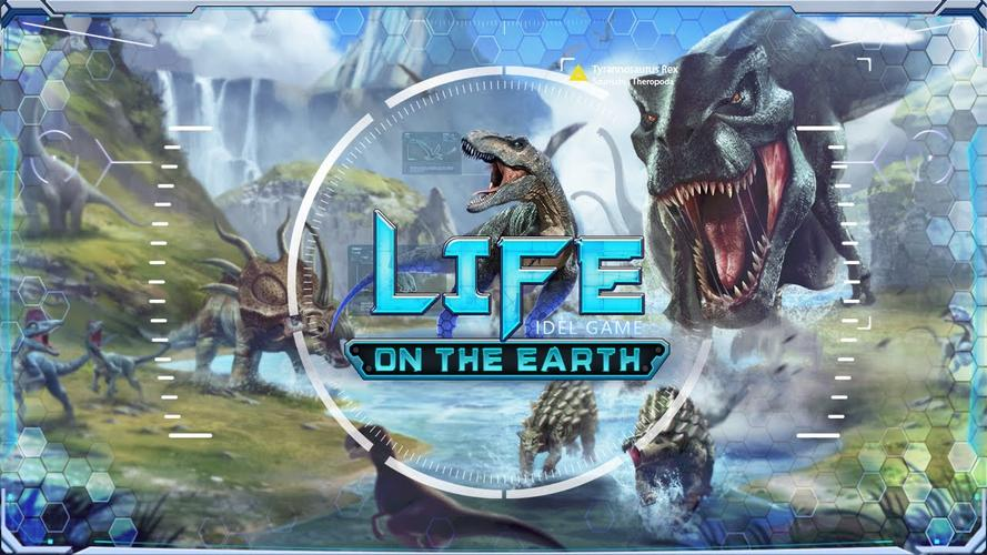 Life on Earth: Idle Evolution Game