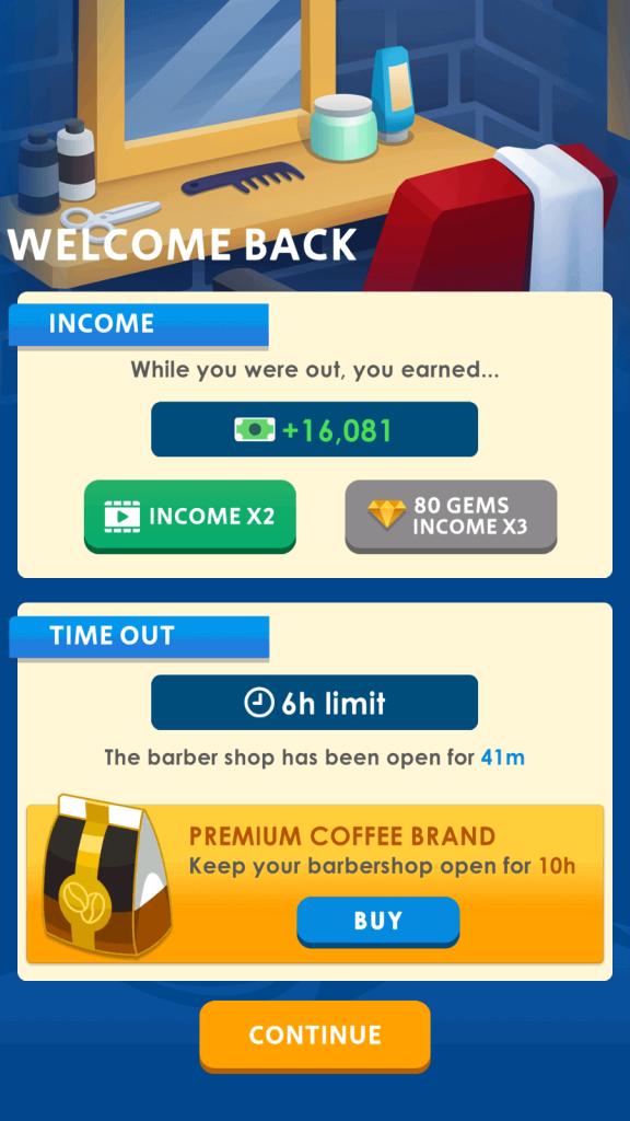Offline Income