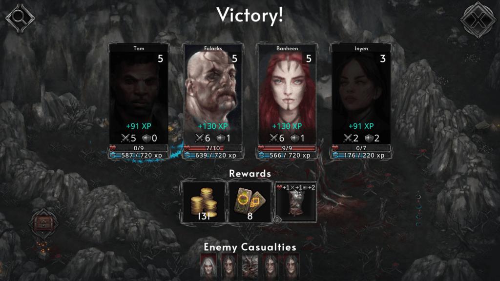 Defeating the Bleeding Tree Boss